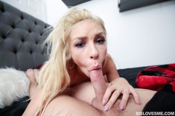 carmen_caliente sucks stepbros cock